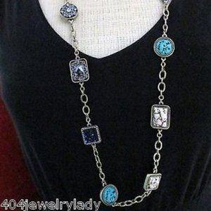 Premier Designs splurge necklace